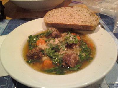 SSS: Italian Wedding Soup